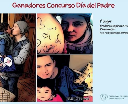 Concurso Día del Padre DAE UCSH