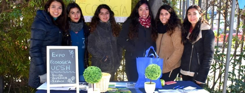 Primera Expo-Ecológica UCSH