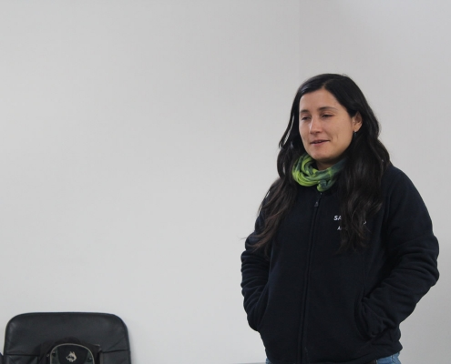 Comunidad UCSH visita Punto Limpio y Centro Educativo Ambiental de Santiago