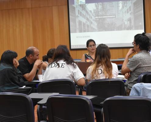 Jornada de reflexión Direcciones de Asuntos Estudiantiles